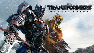 Is Transformers: The Last Knight on Netflix Portugal?